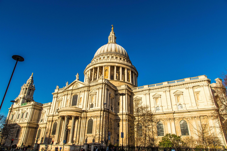 倫敦自由行5天4夜-聖保羅大教堂