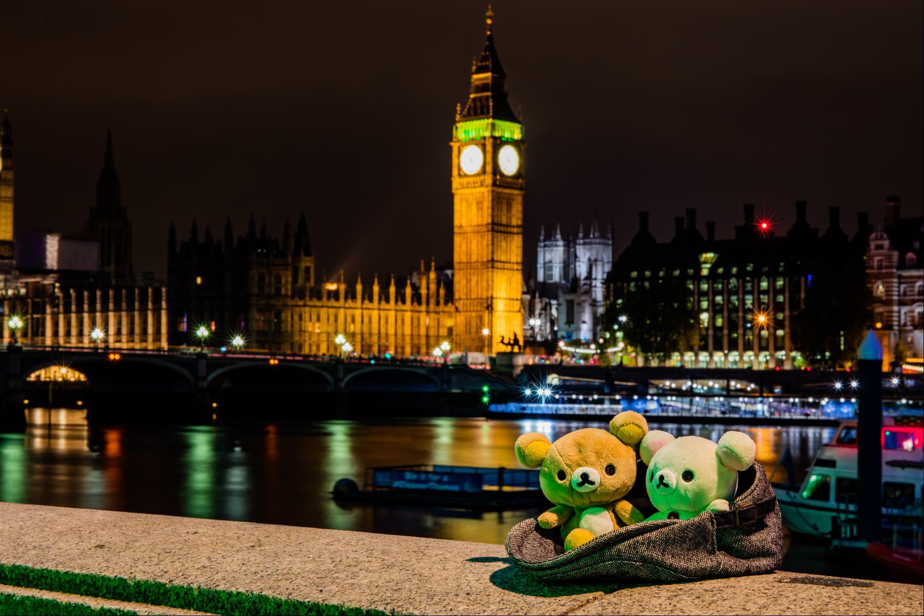 倫敦旅行規畫