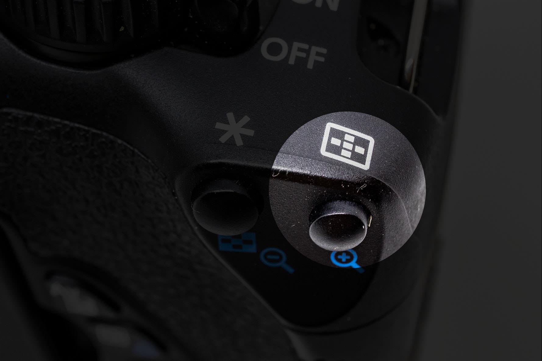 相機對焦點