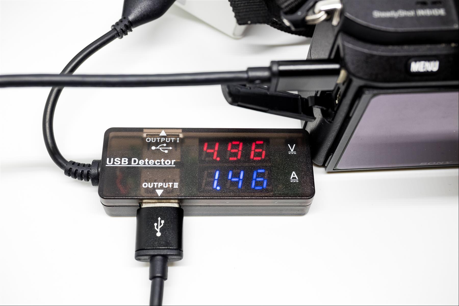 相機 USB 充電