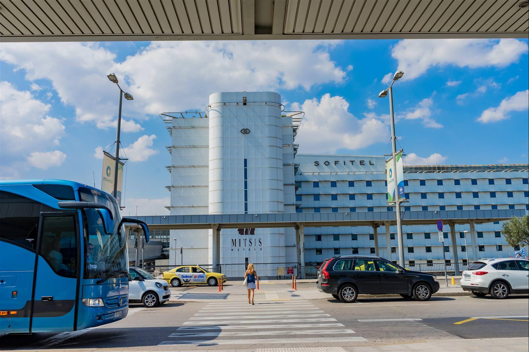 雅典機場交通