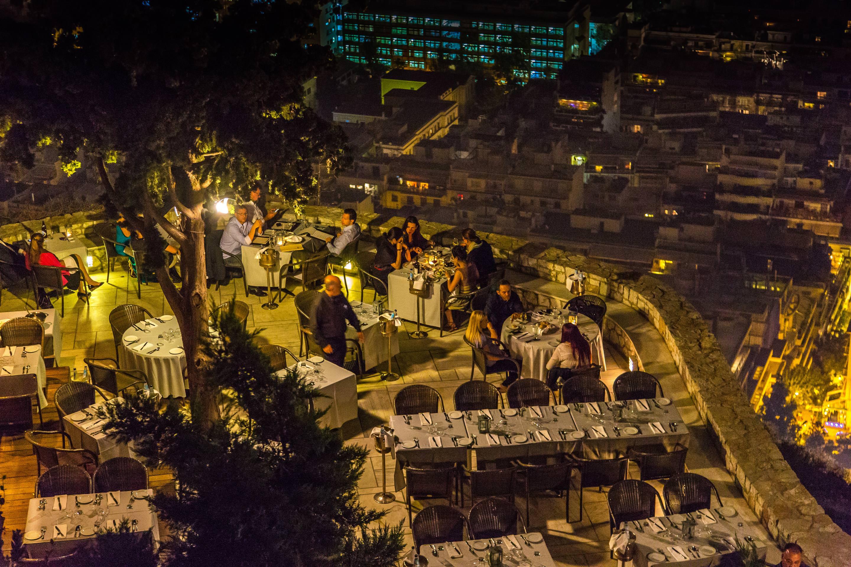利卡維多斯山丘餐廳