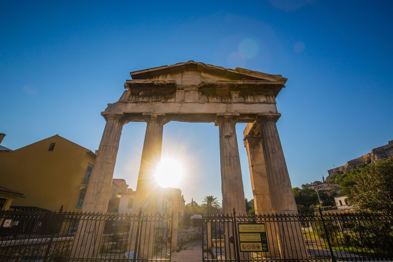 古羅馬市集與風之塔介紹