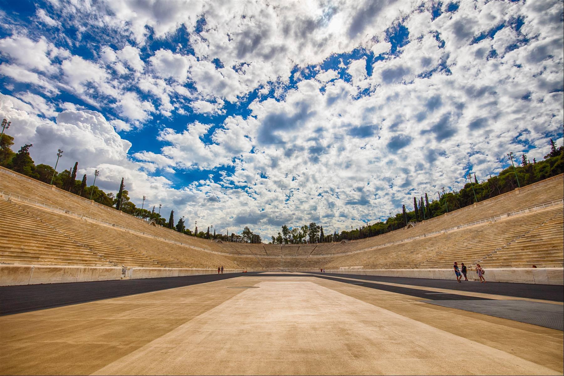 雅典競技場