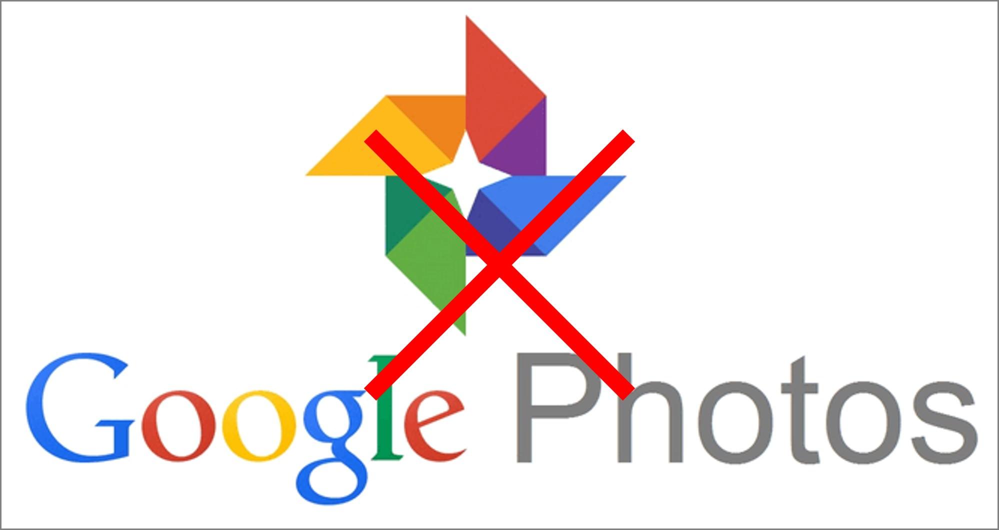 Google 相簿備份照片