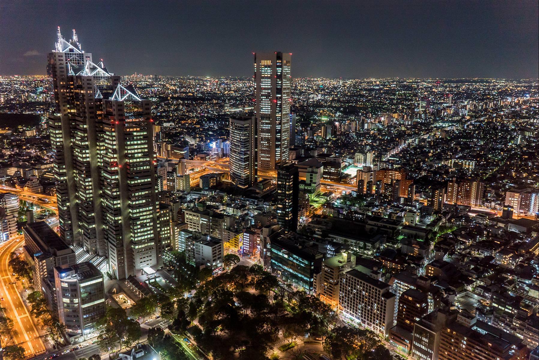 東京都廳展望台