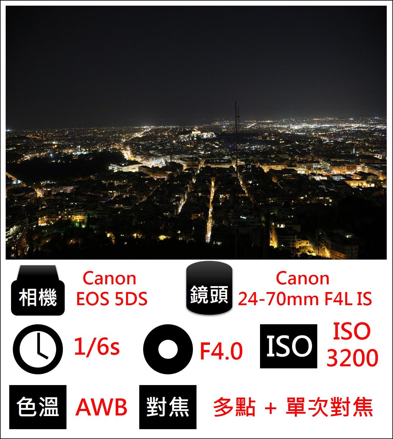 夜間手持相機怎麼拍