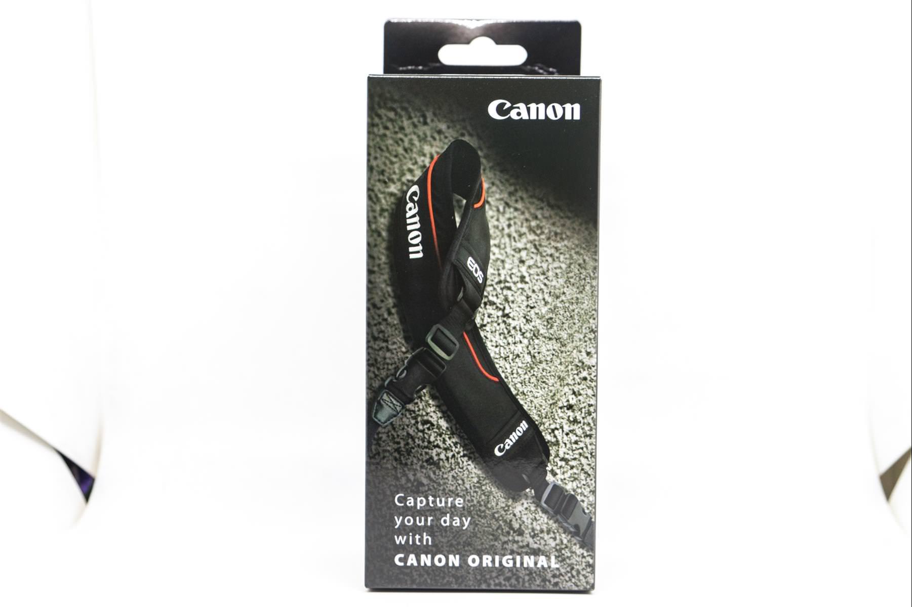 Canon 原廠減壓背帶