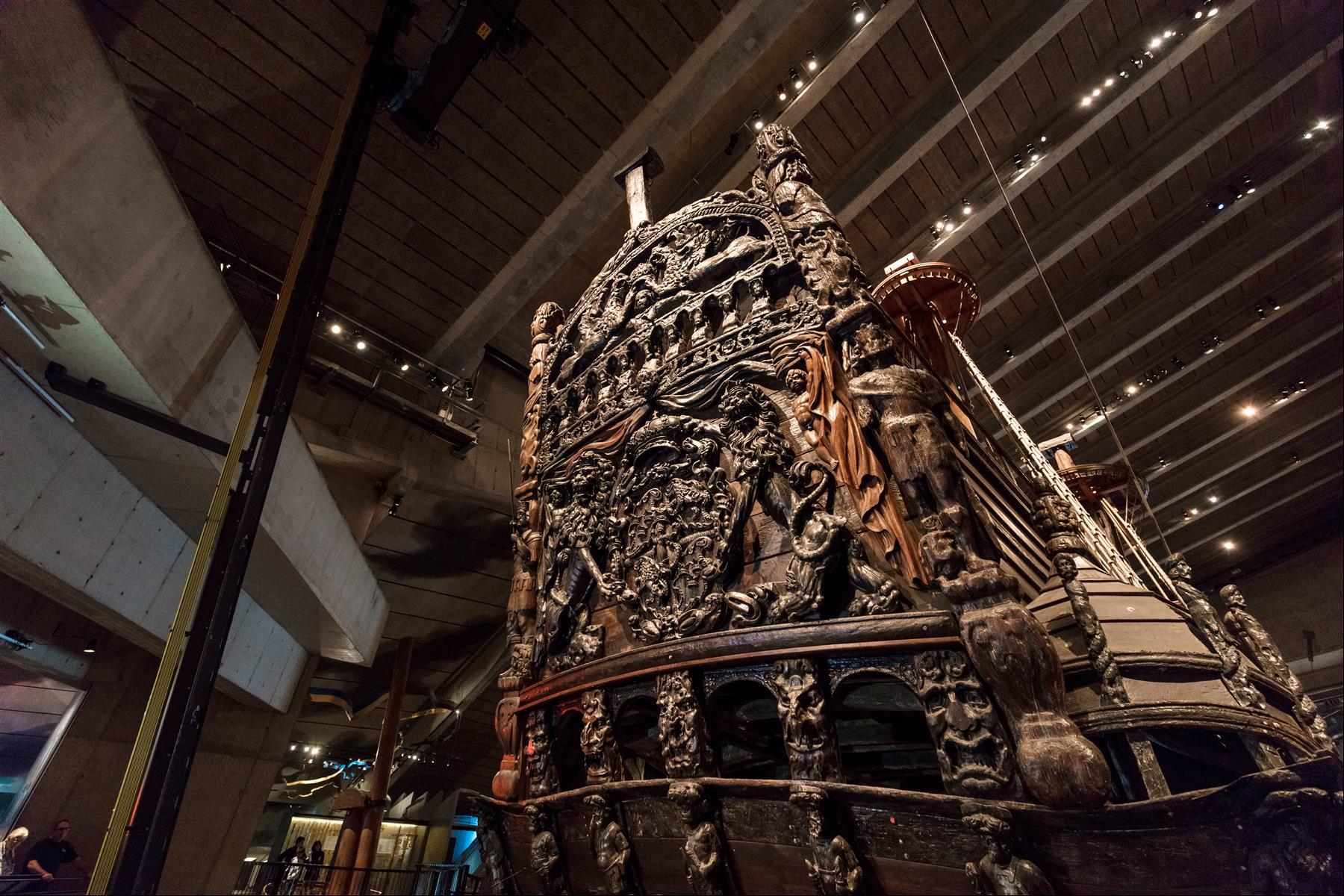 瓦薩號博物館