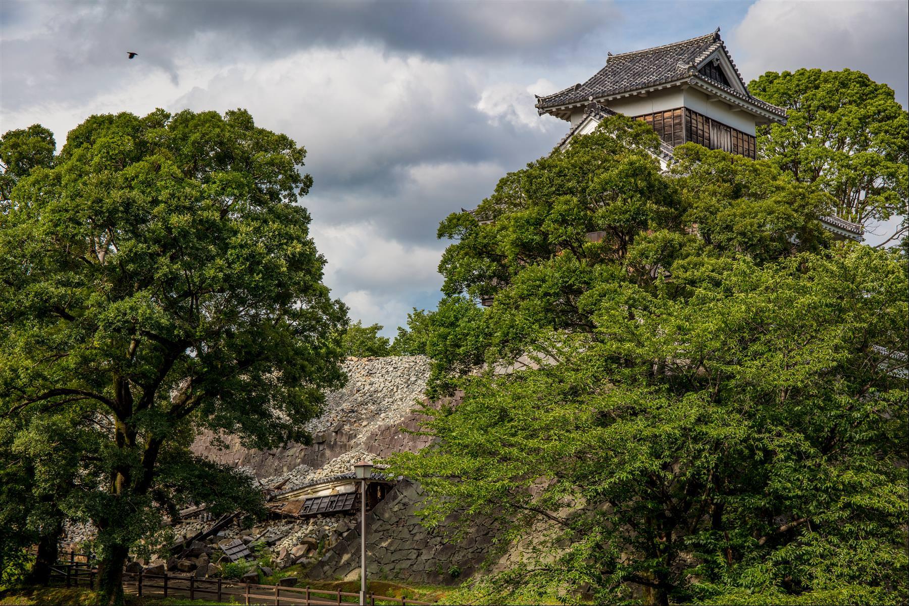 熊本城修復