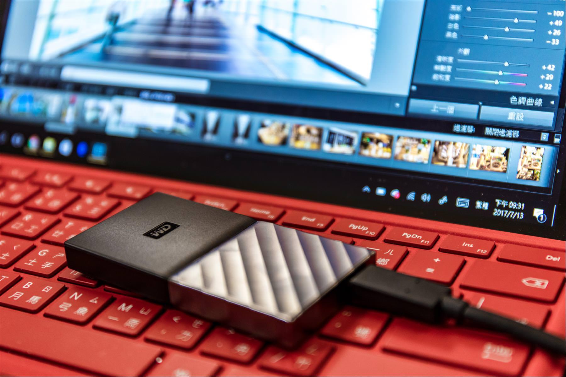WD MyPassport SSD