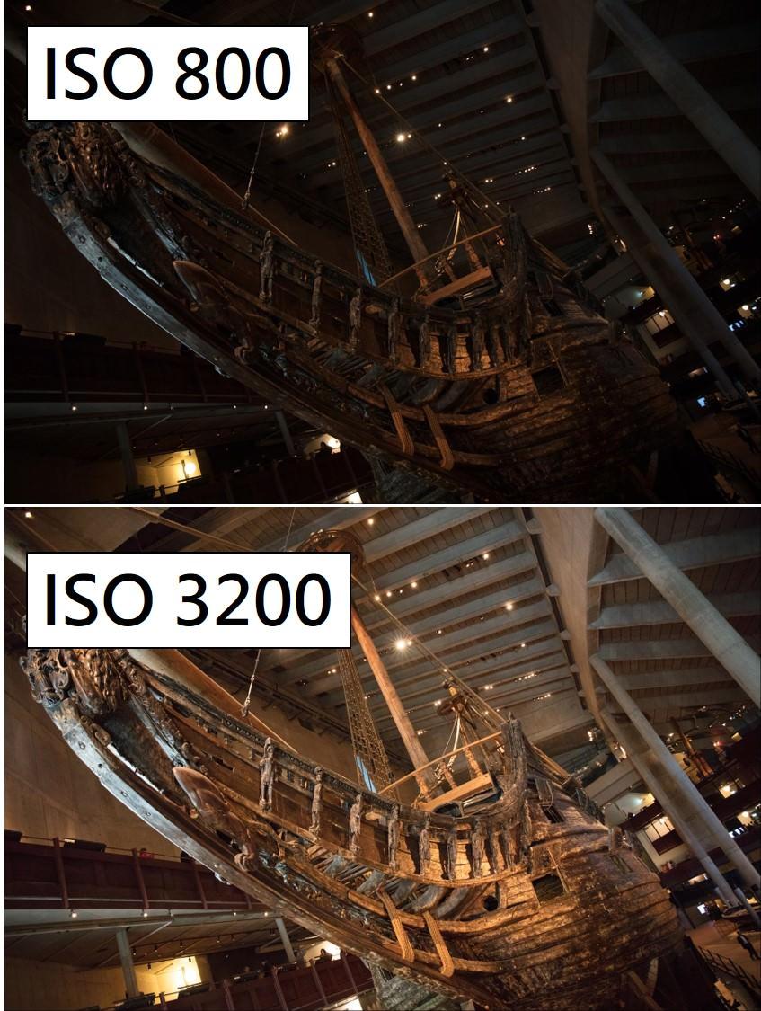 相機攝影 ISO 感光度是什麼