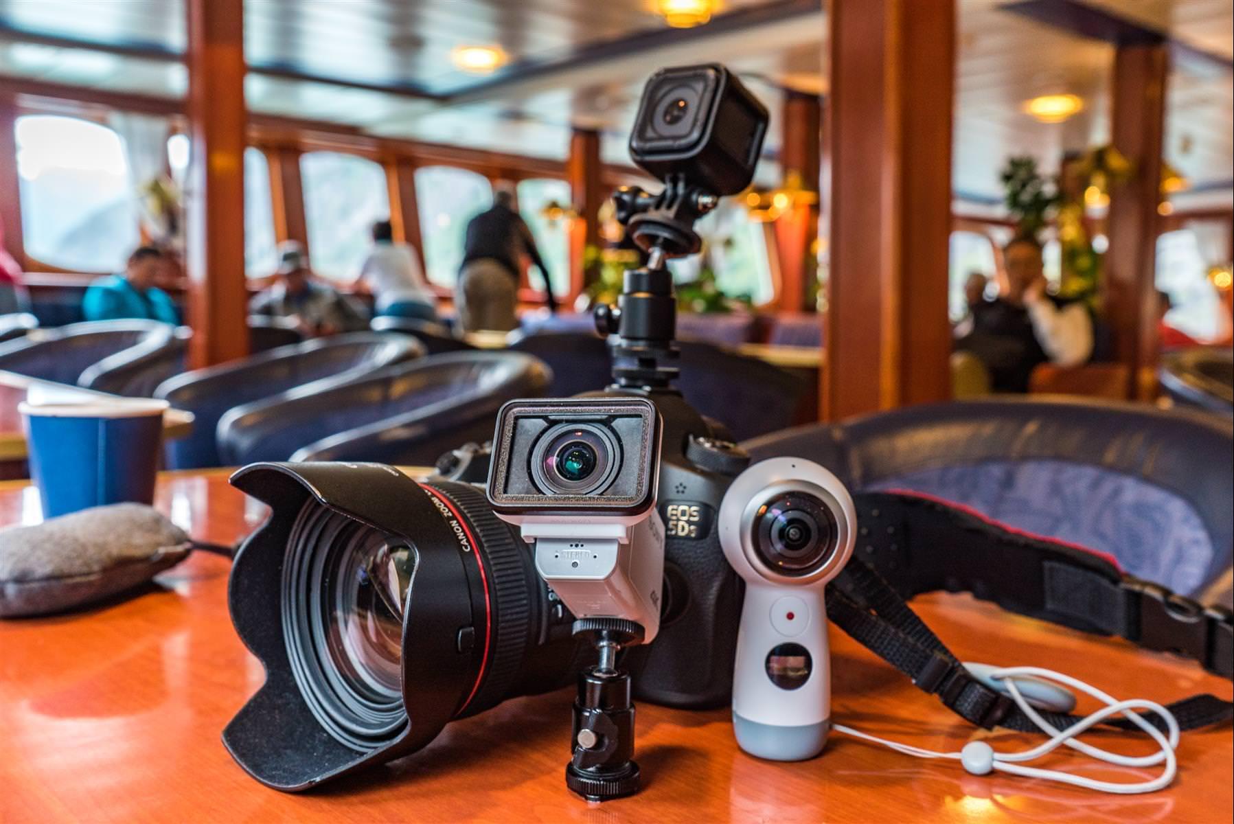旅行攝影器材心得