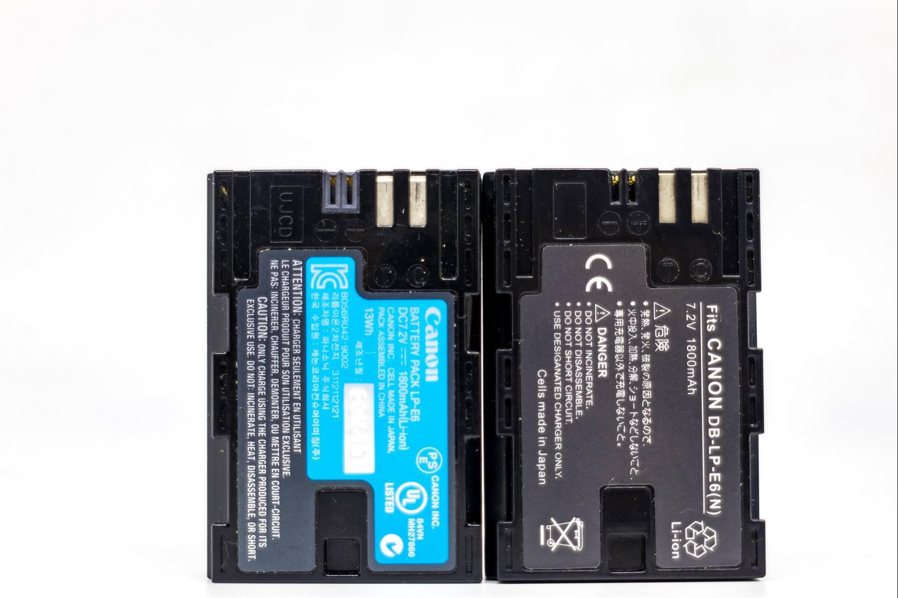 副廠電池推薦嗎