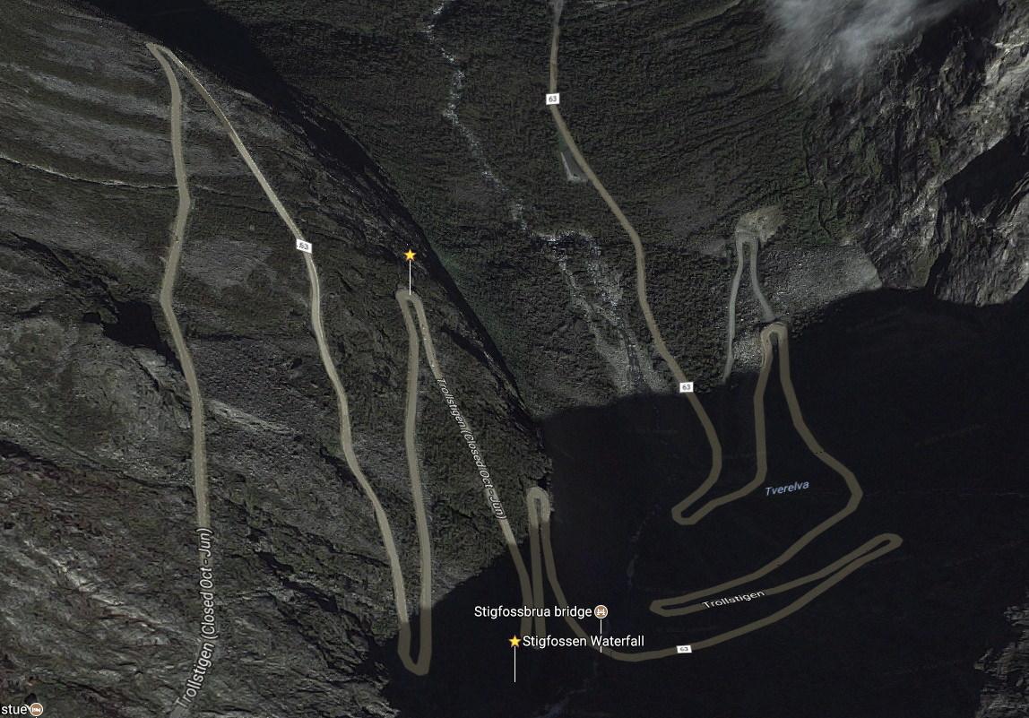 精靈公路 Trollstigen