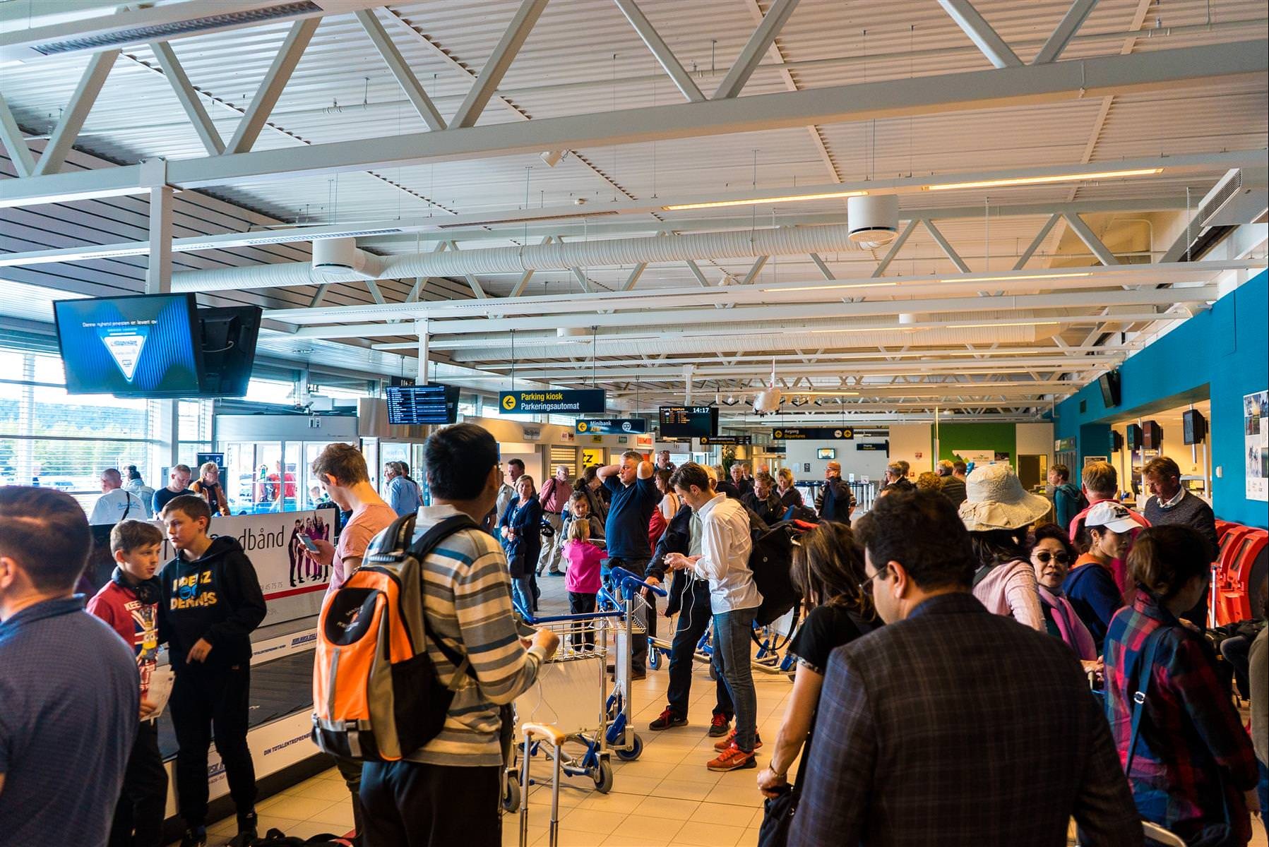 Alta Airport 機場