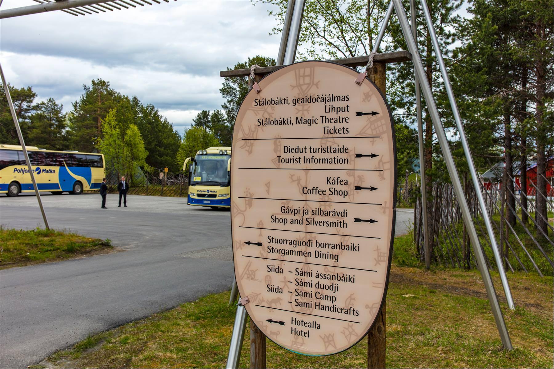 sapmi park 薩米文化村