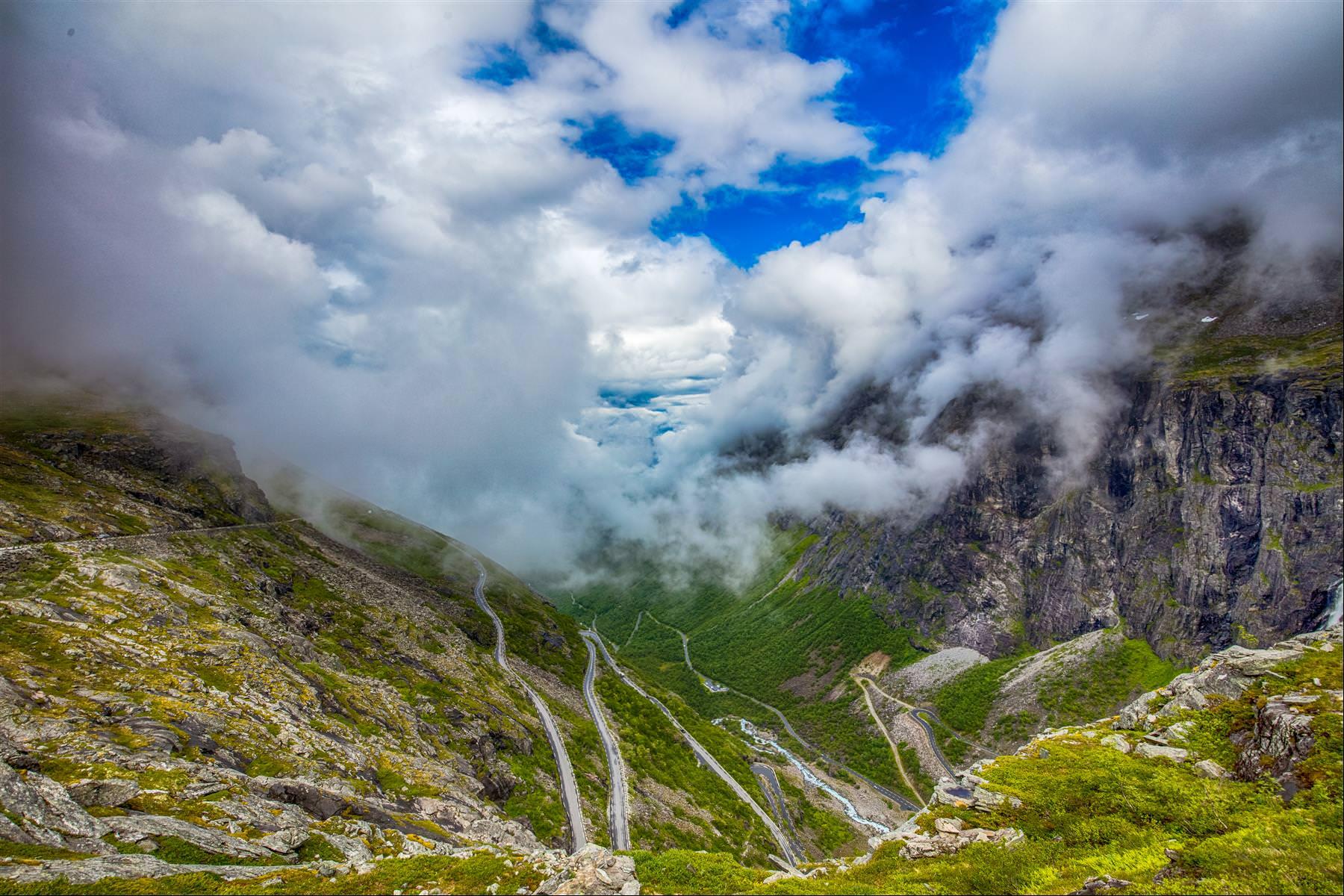 精靈之路Trollstigen