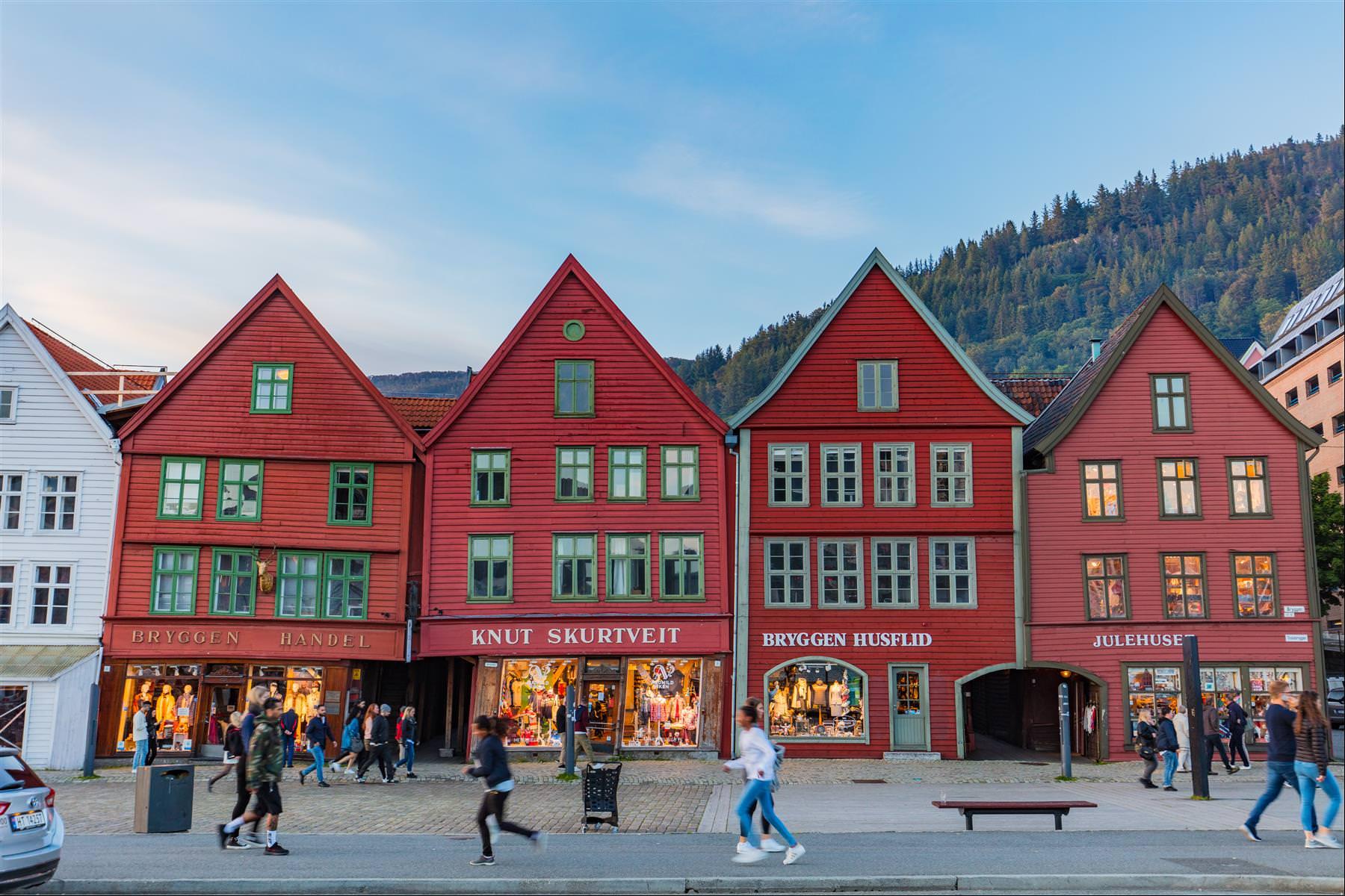 卑爾根 Bergen