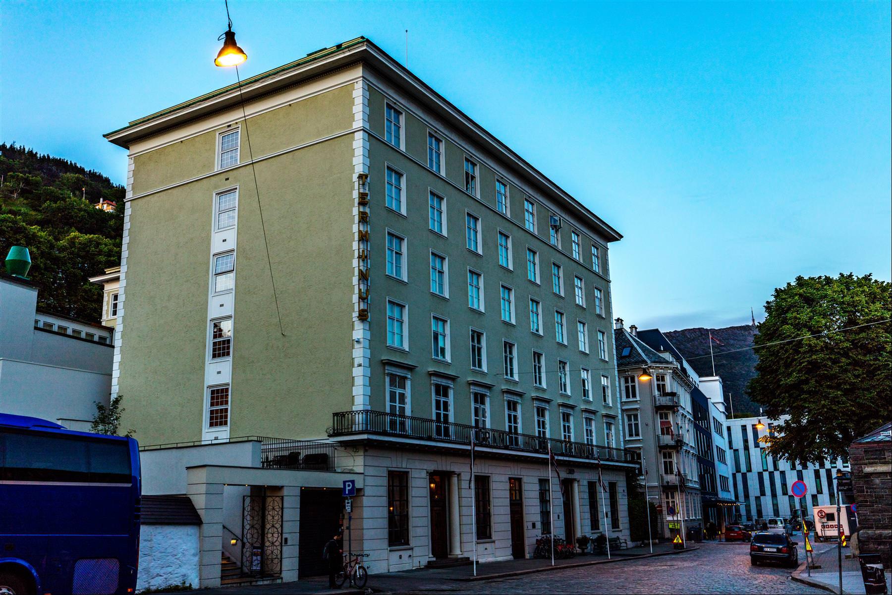 Grand Terminus Hotel