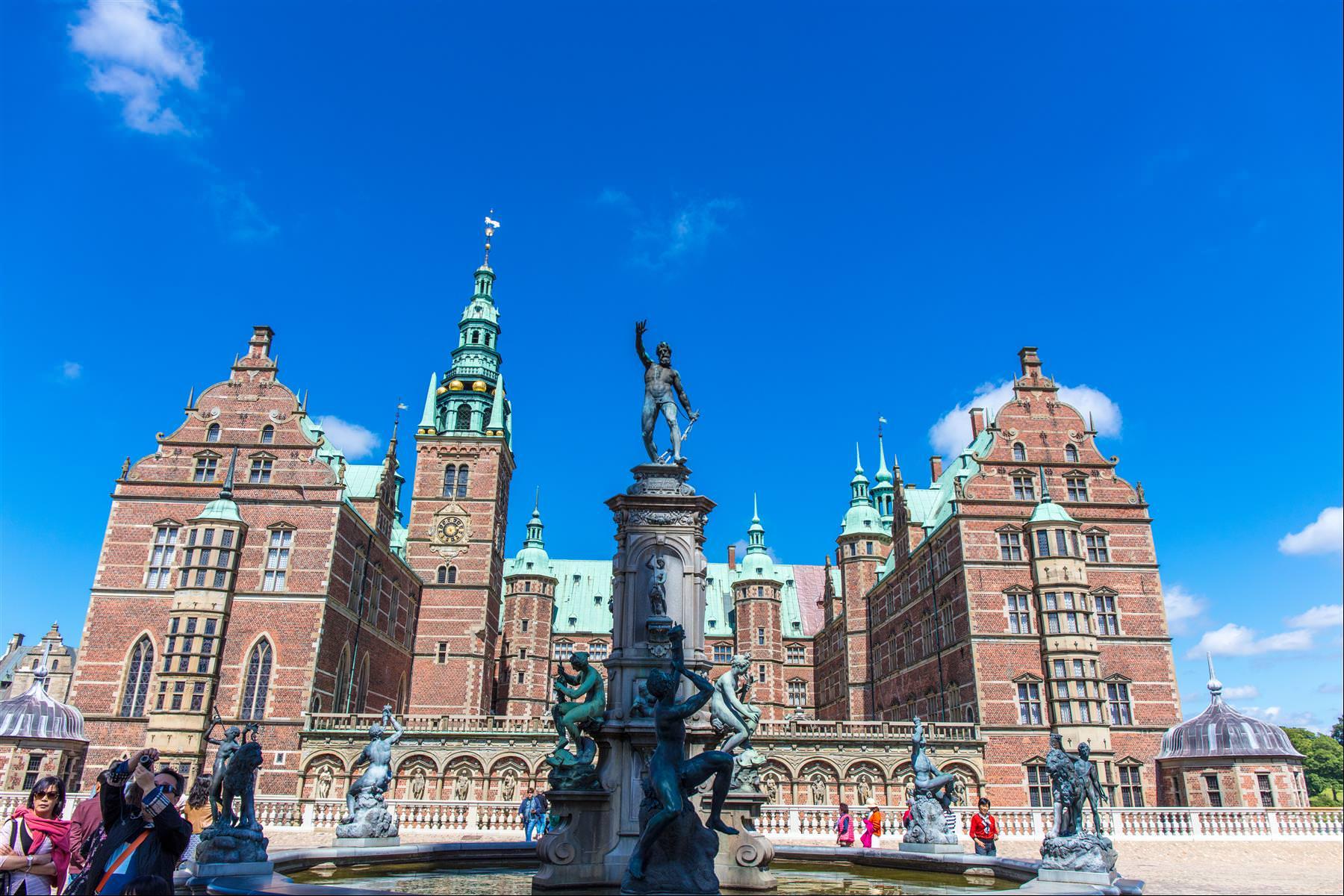 腓特烈堡 Frederiksborg Slot