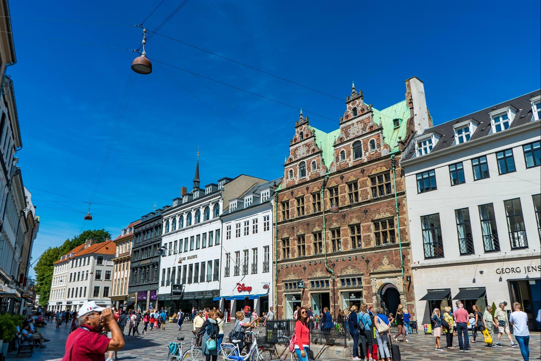 哥本哈根國王新廣場