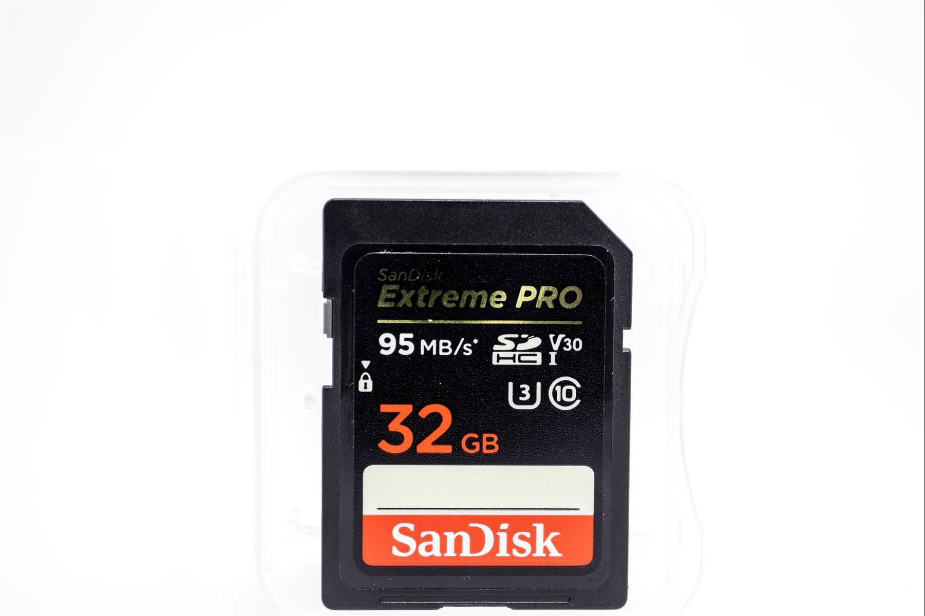 SanDisk Extreme PRO SDHC UHS-I 32G