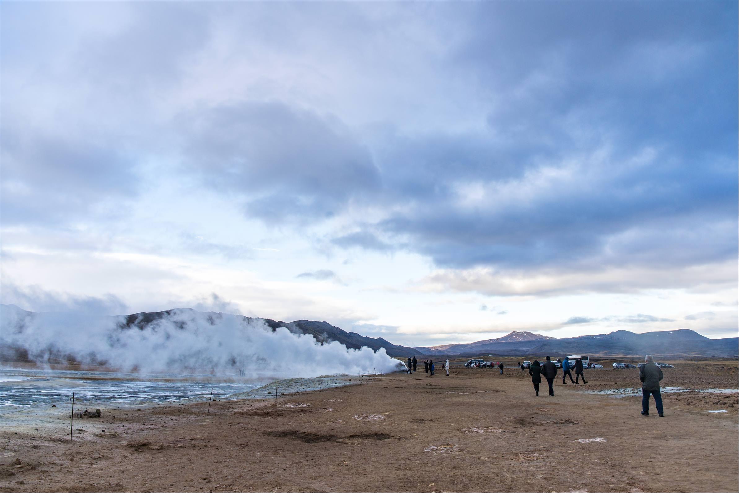 地熱區 Hverir Namafjall