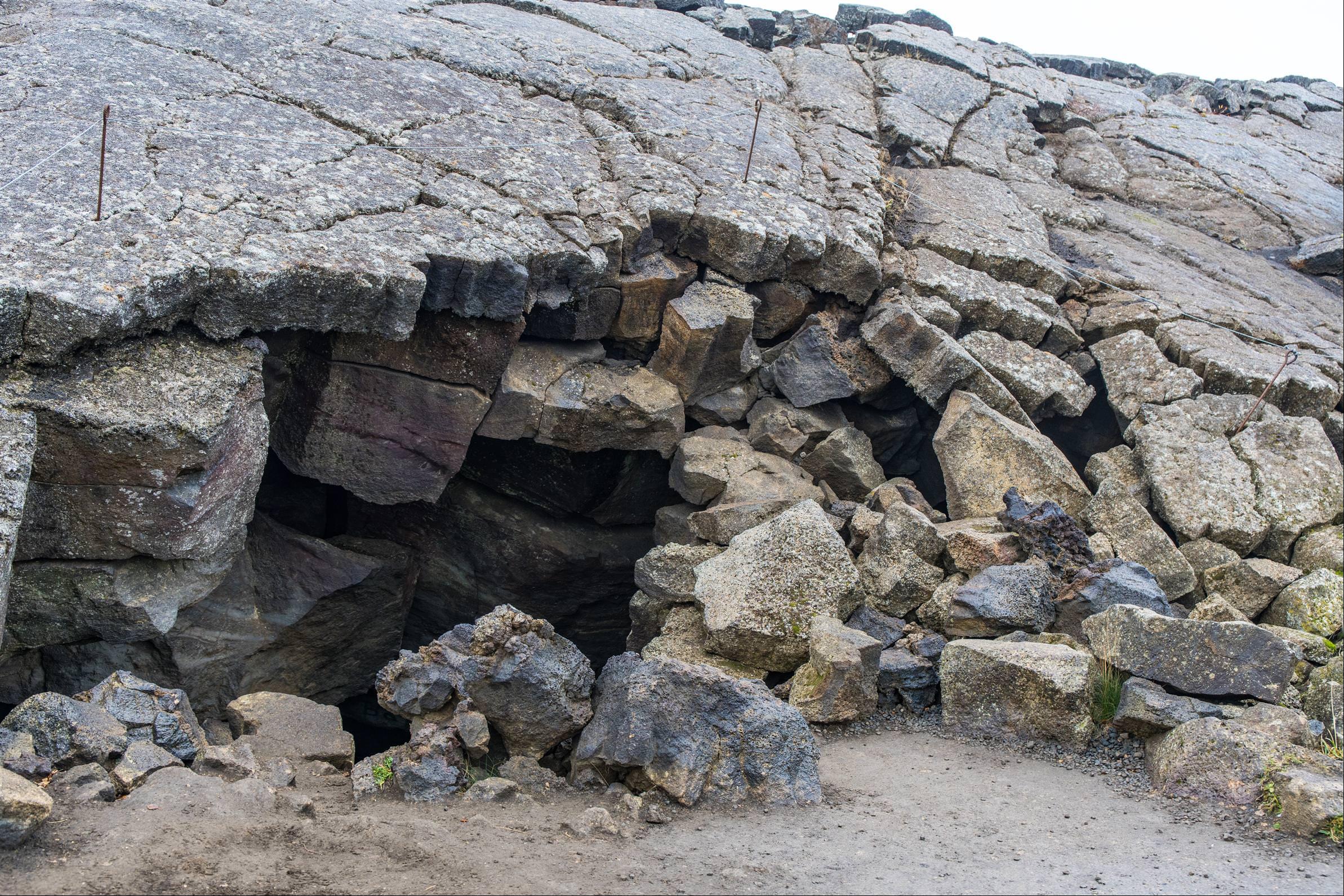 地洞溫泉 Grjotagja cave