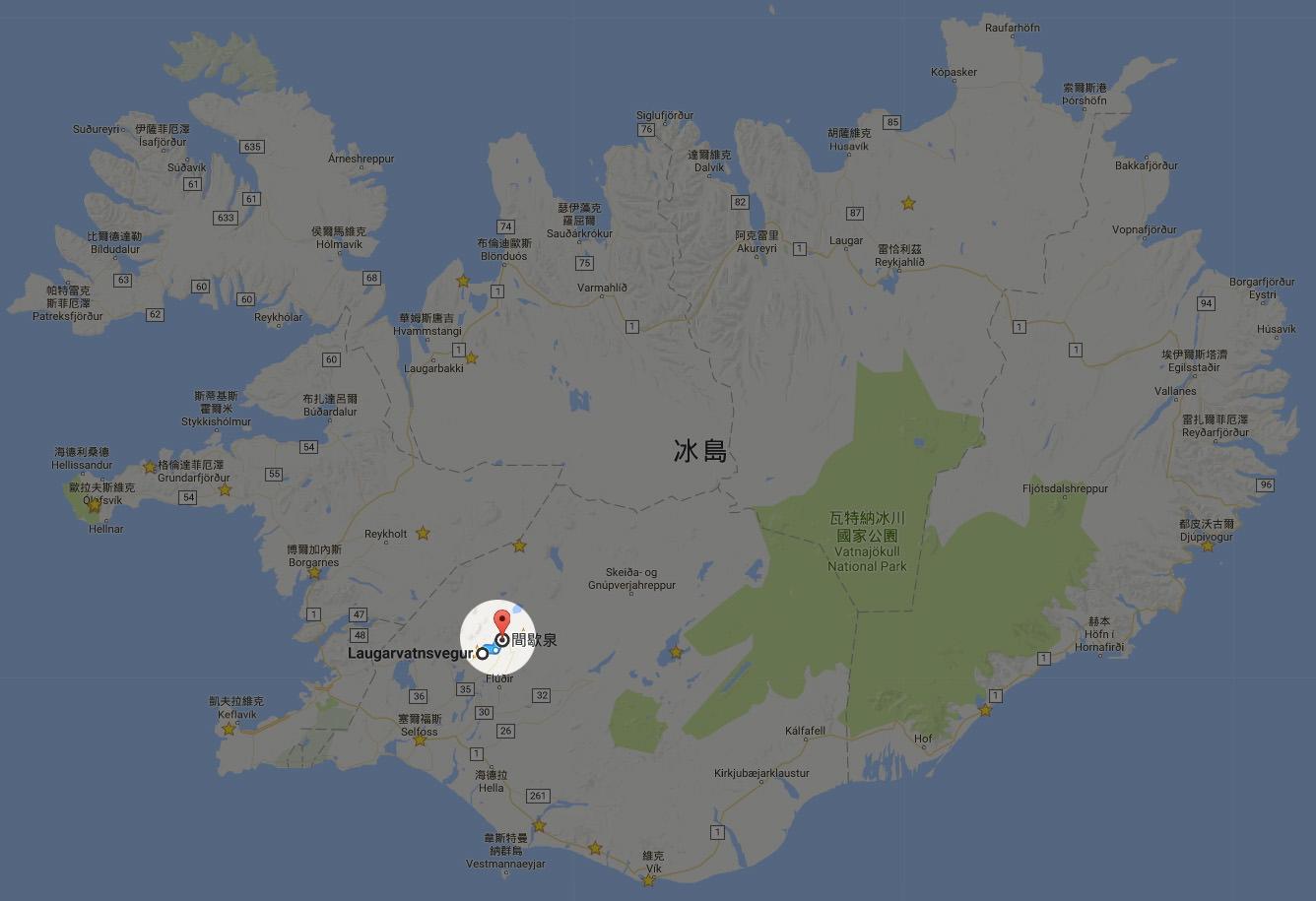 冰島 35 號公路