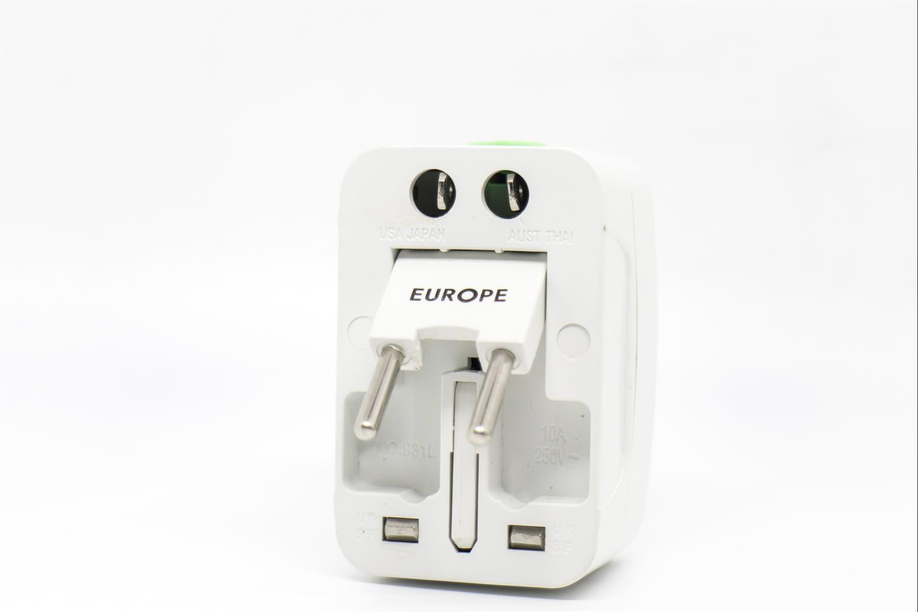 旅行用電常識整理
