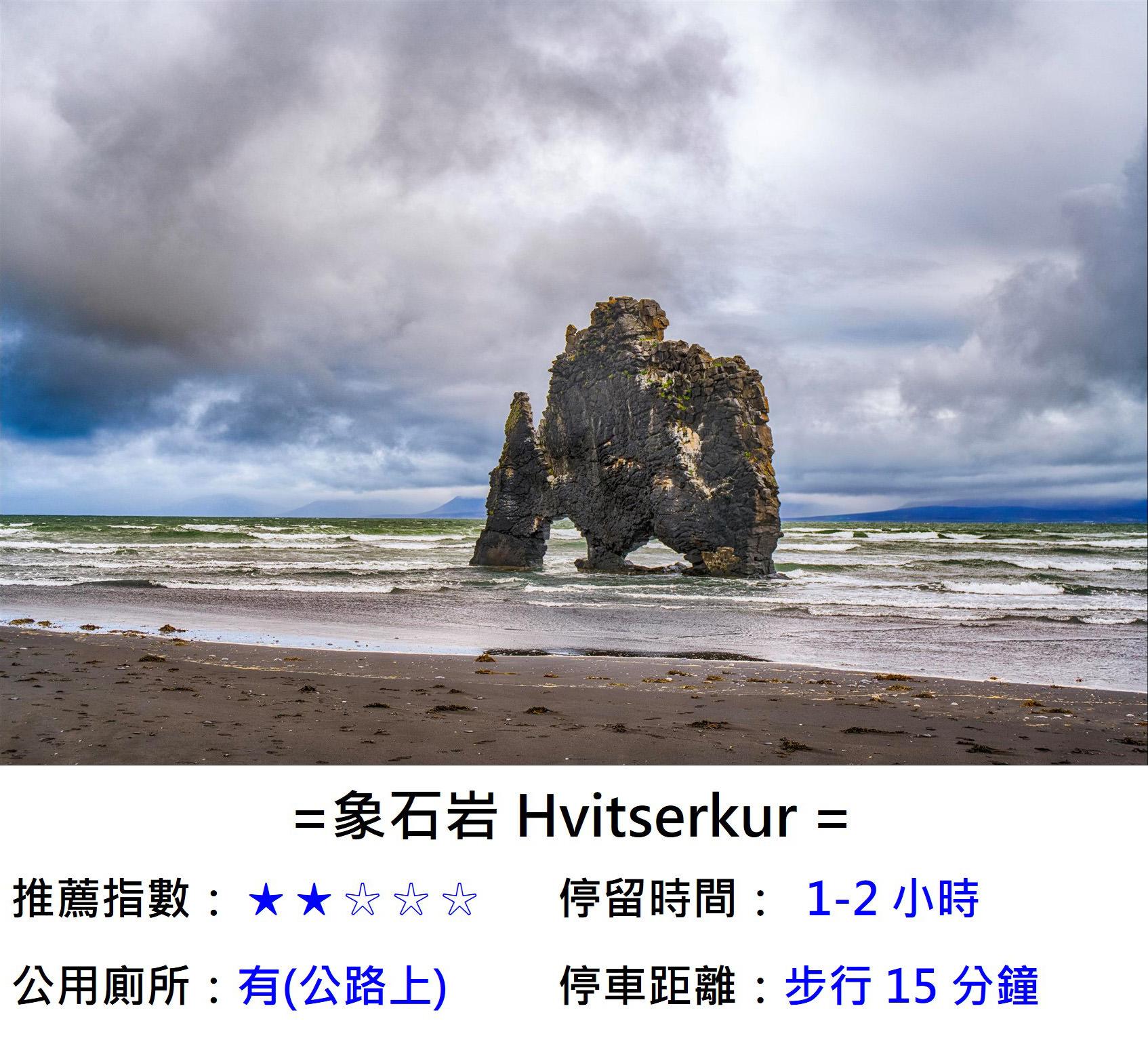 冰島必去著名景點