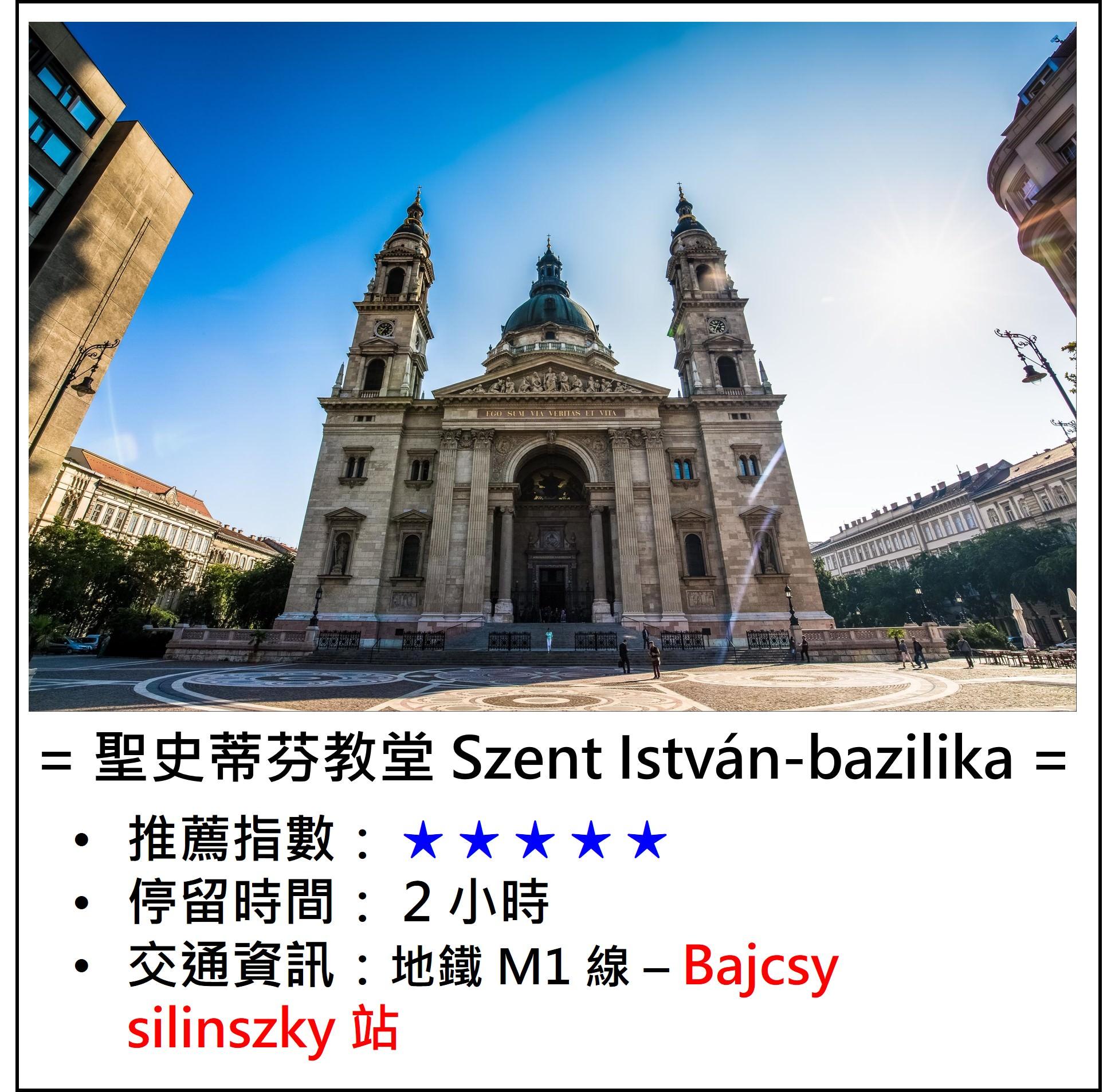 布達佩斯景點