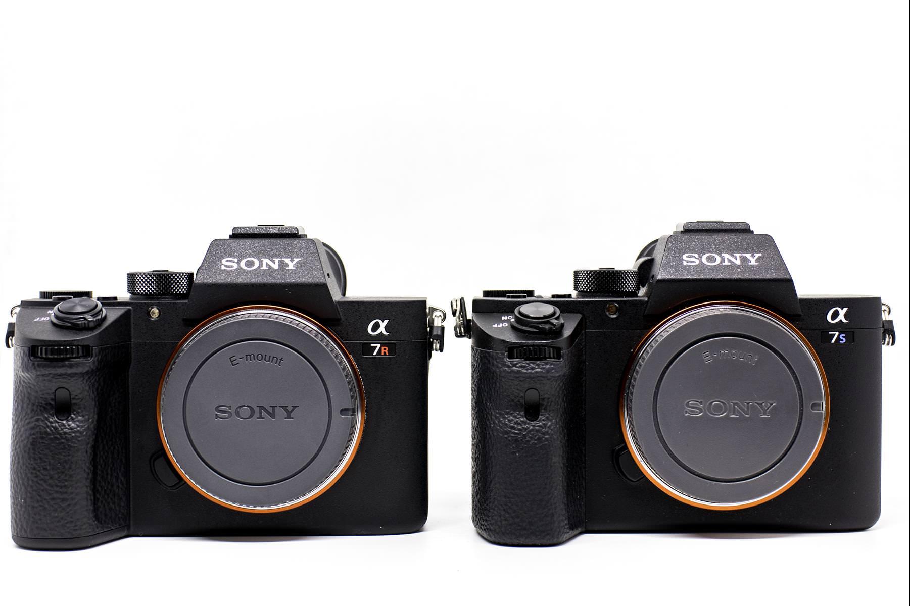 Sony A7R3 A7R2 比較