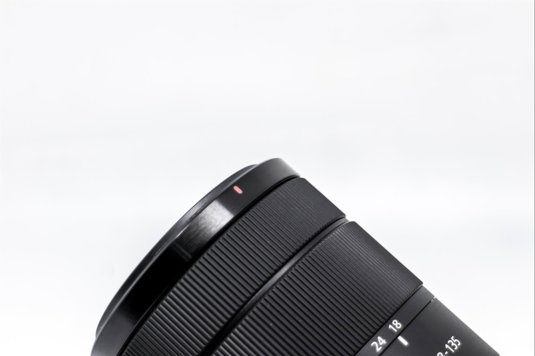 Sony E 18-135mm SEL18135