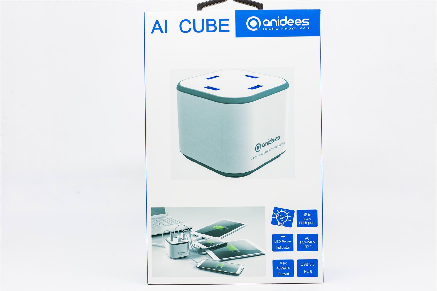 anidees AI-CUBE 4 USB