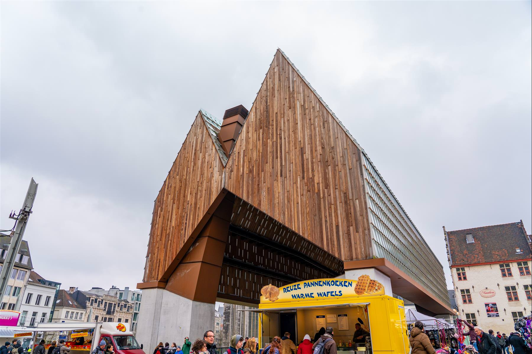 City Pavilion 城市涼亭