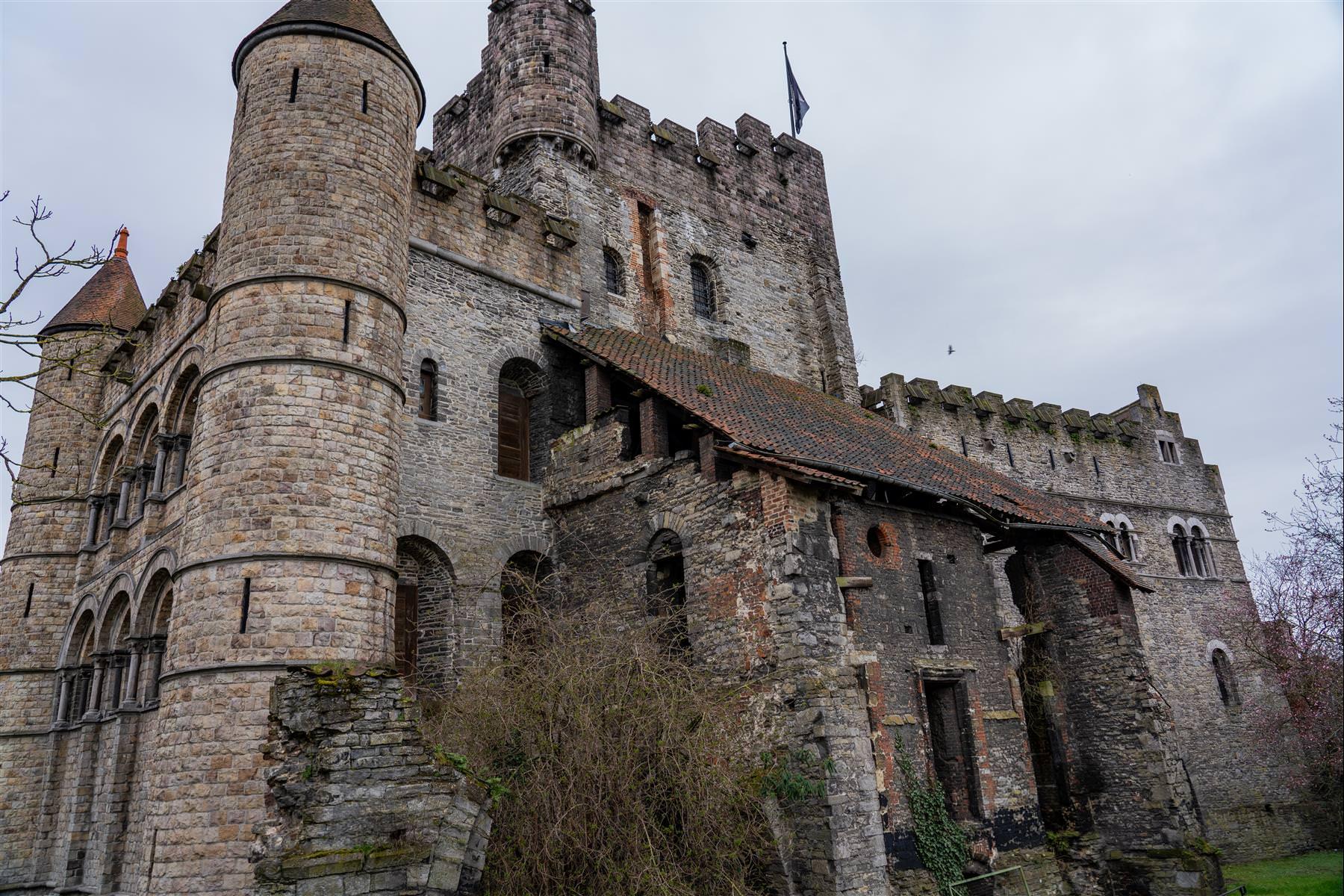 伯爵城堡 Gravensteen