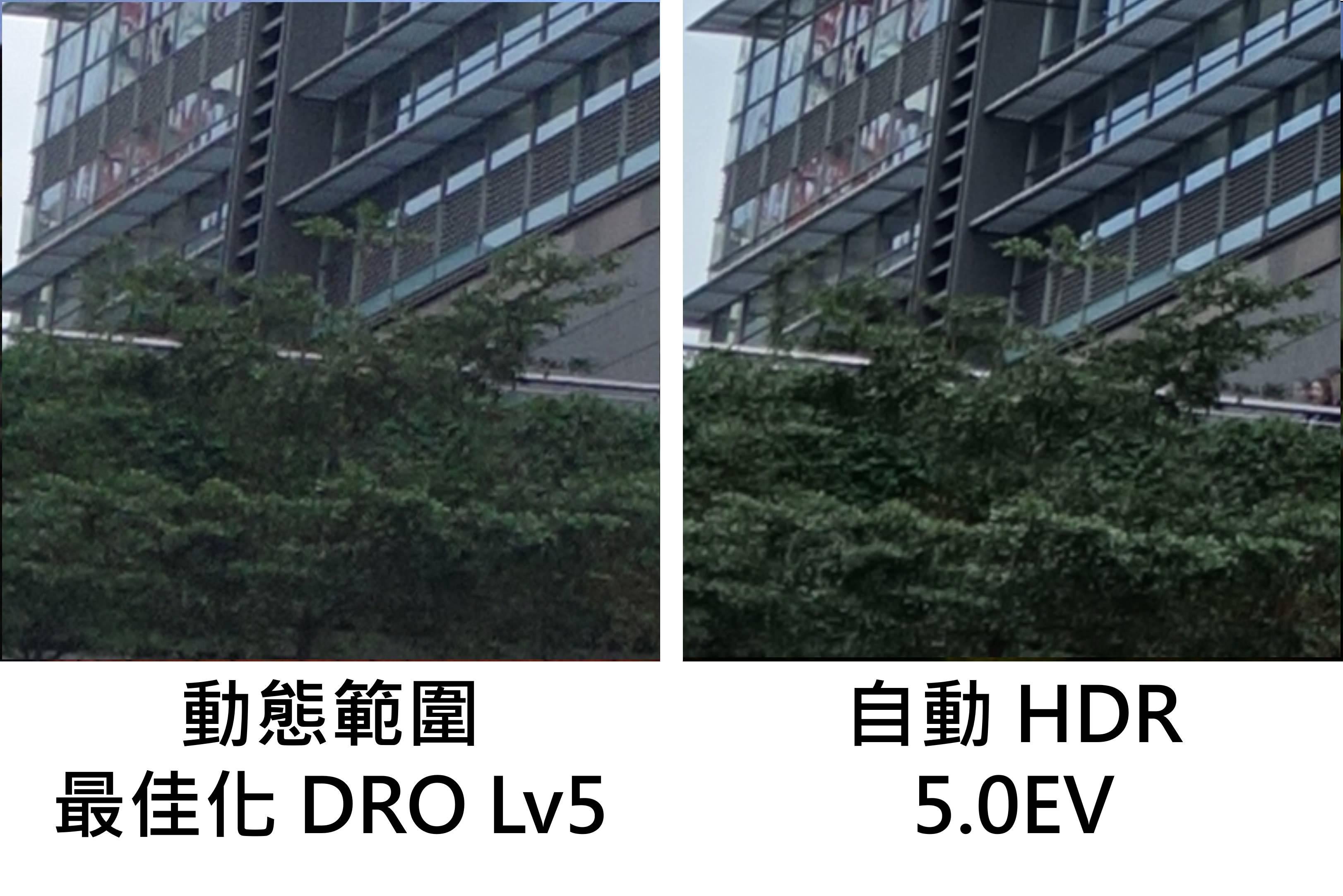 自動 HDR