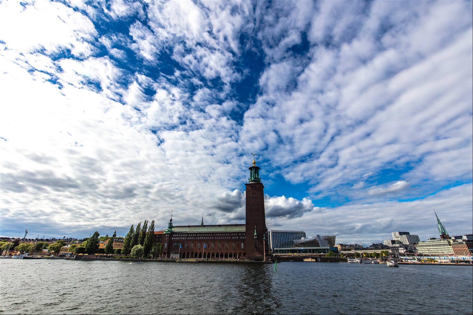 瑞典市政廳