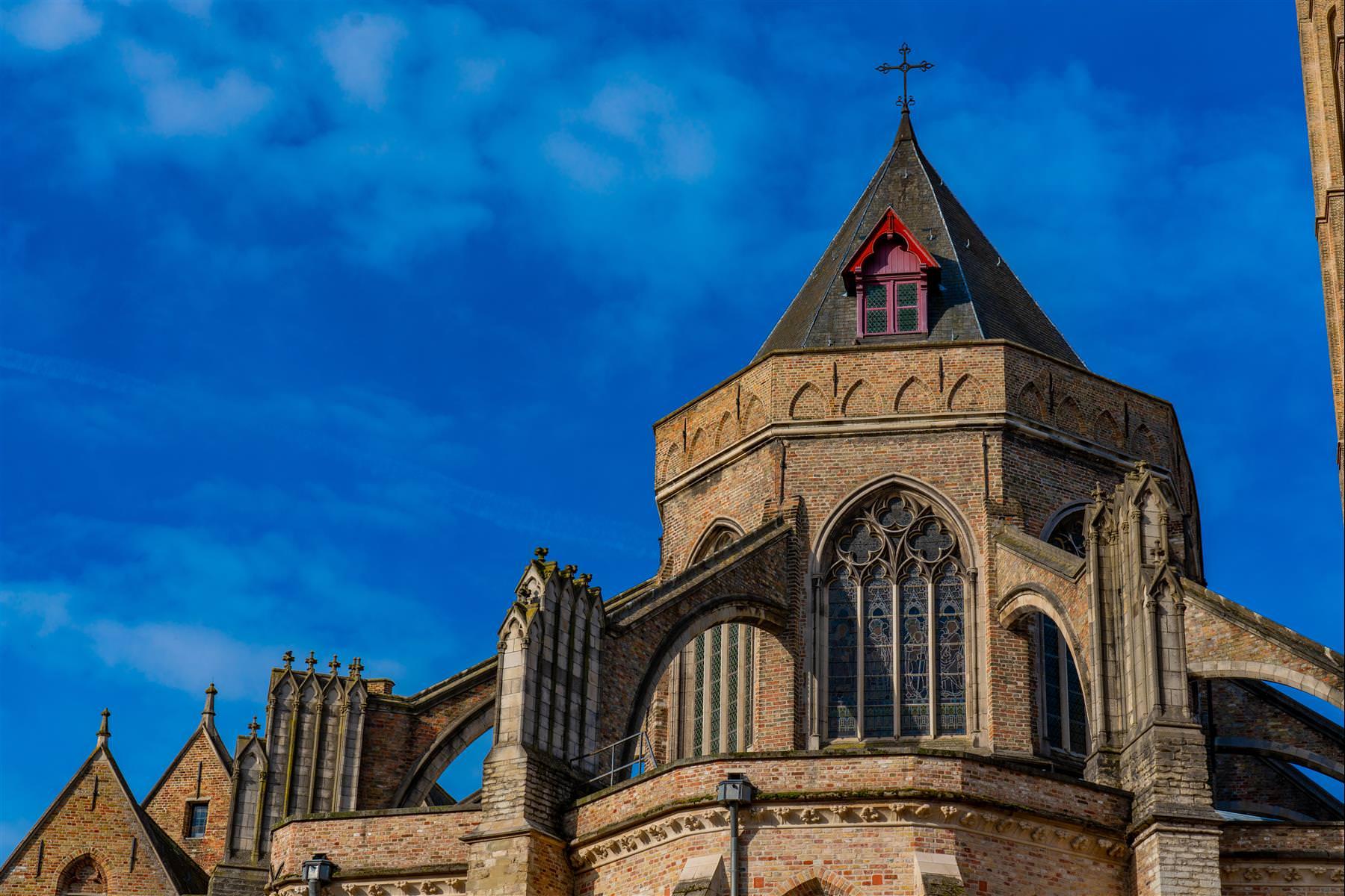 布魯日聖母教堂