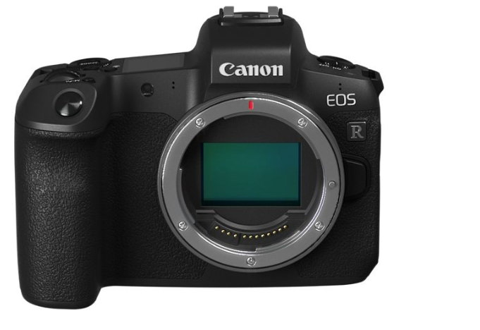 Canon EOS R 規格發表