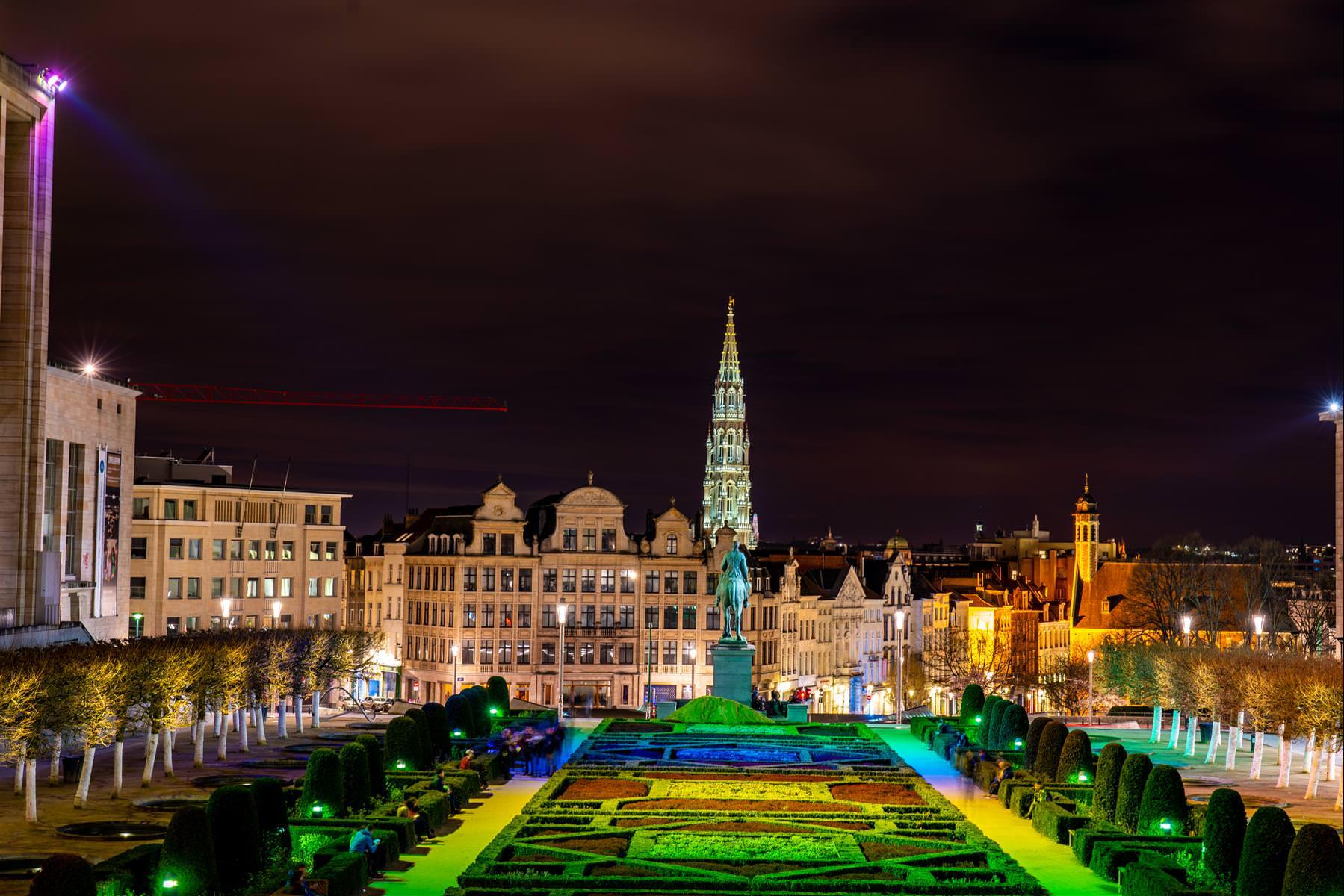 布魯塞爾藝術之丘