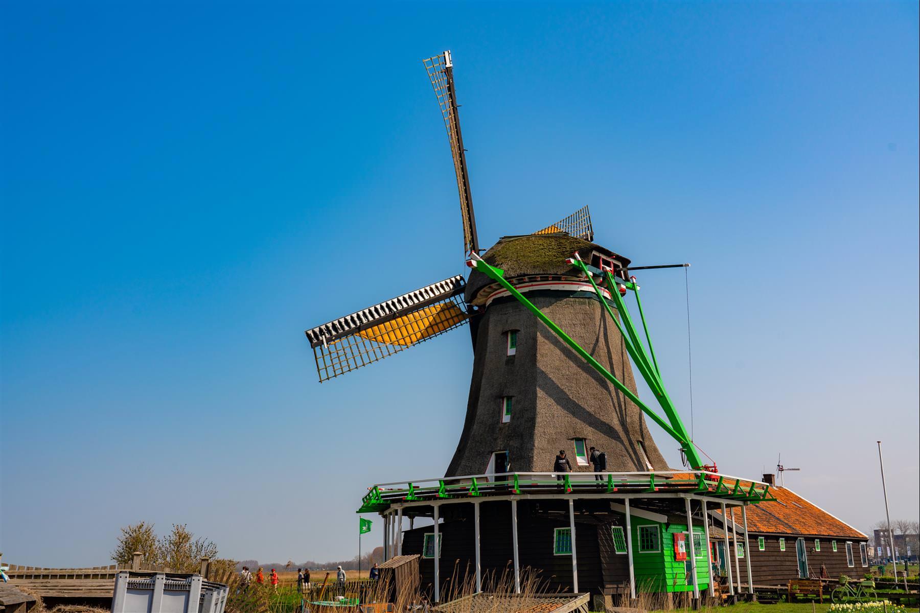 風車村贊丹