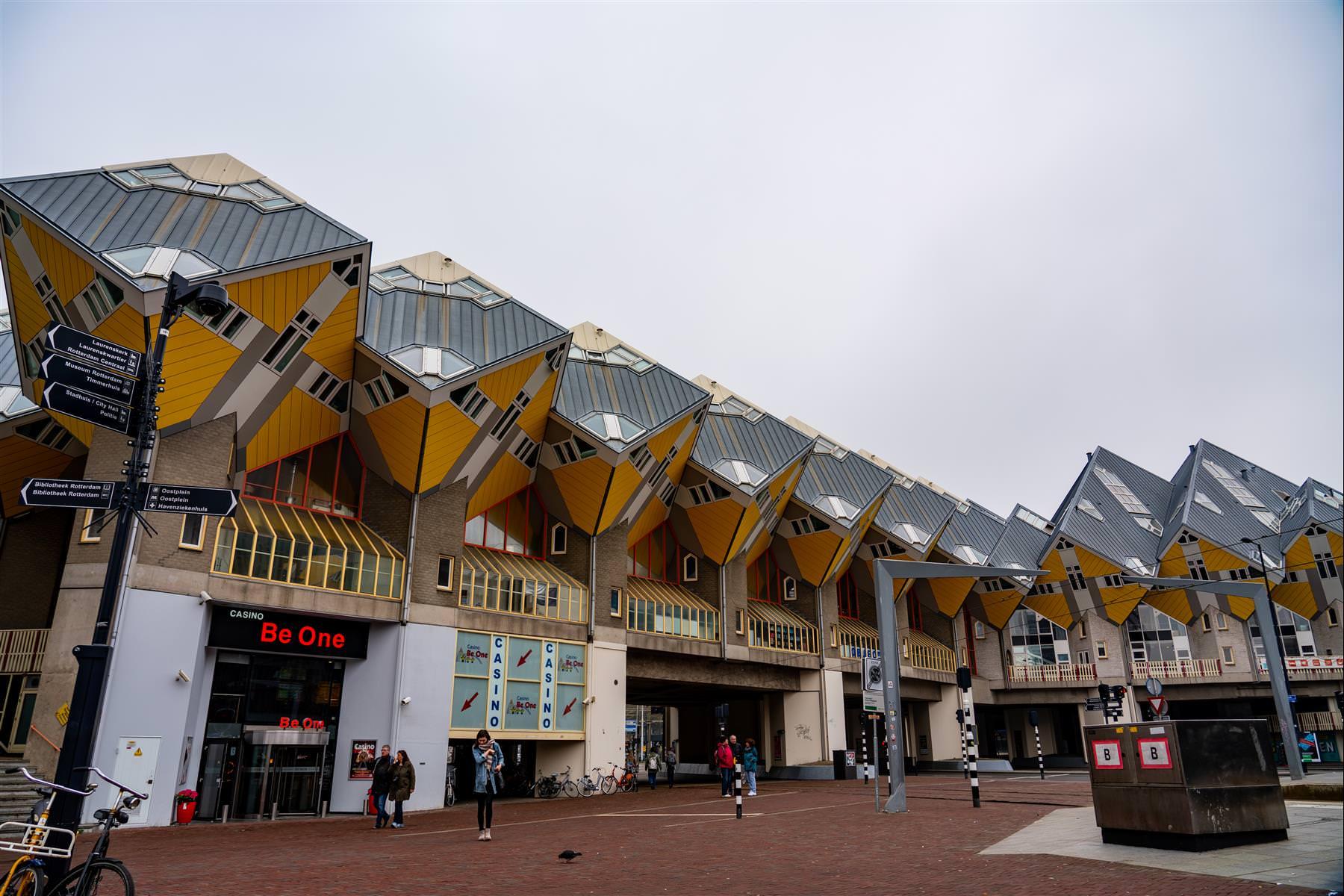 鹿特丹景點