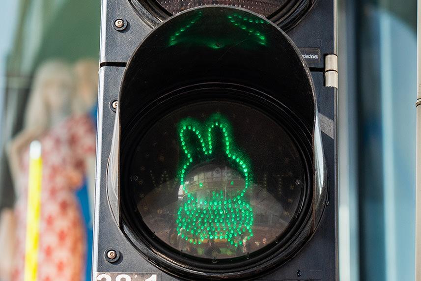米飛兔紅綠燈