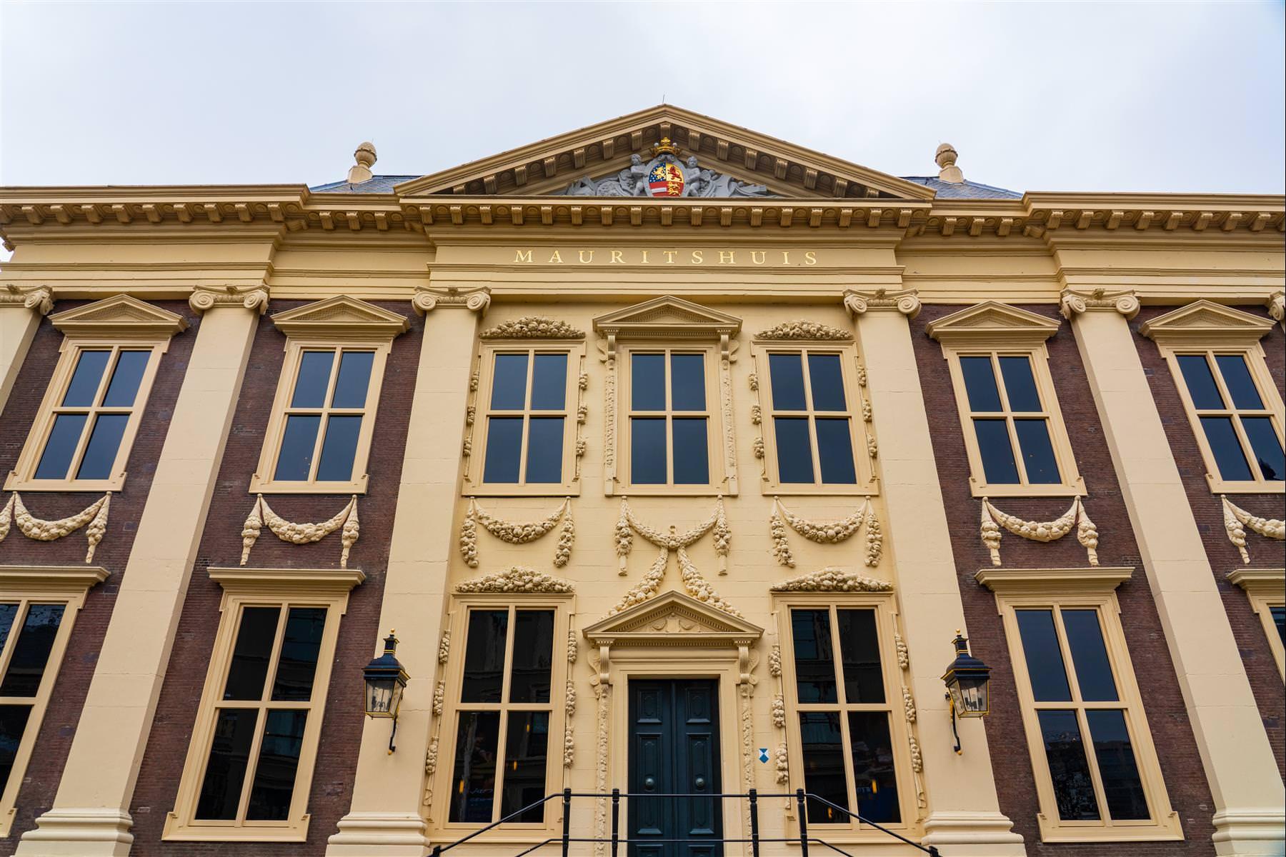 莫瑞泰斯皇家美術館