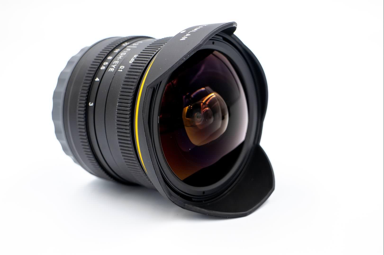 Kamlan 8mm F3.0