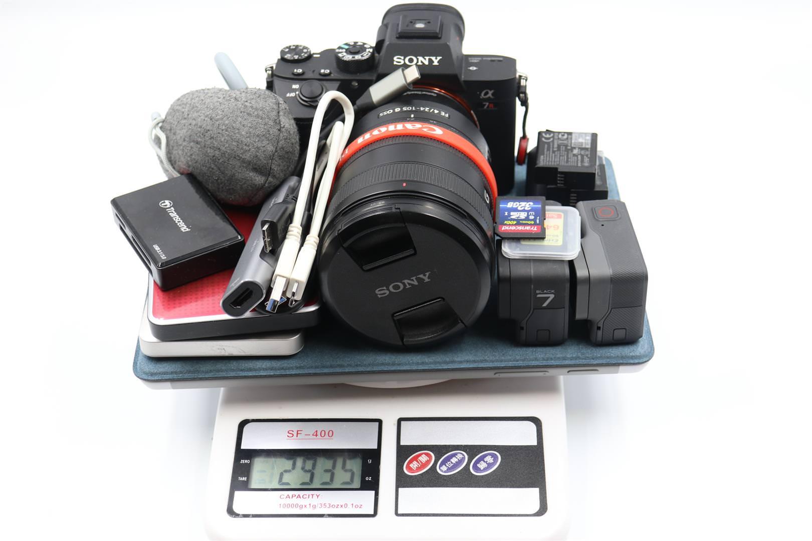 旅行攝影設備推薦