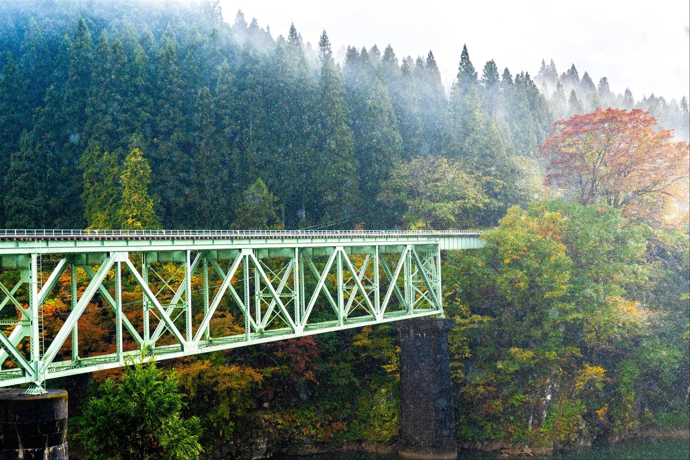 第二只見川鐵橋